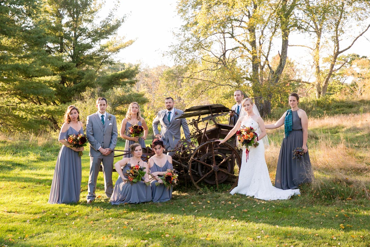 gedney farm wedding photos