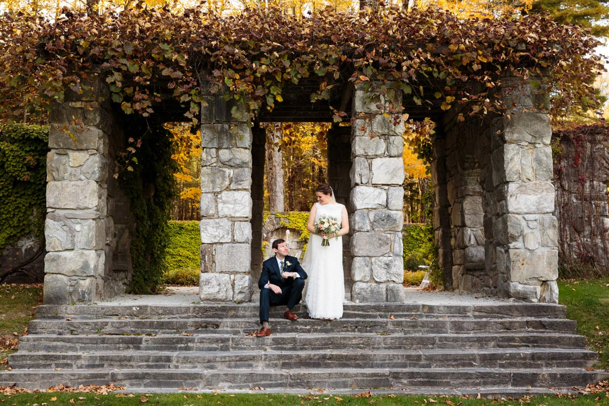 the mount wedding photography
