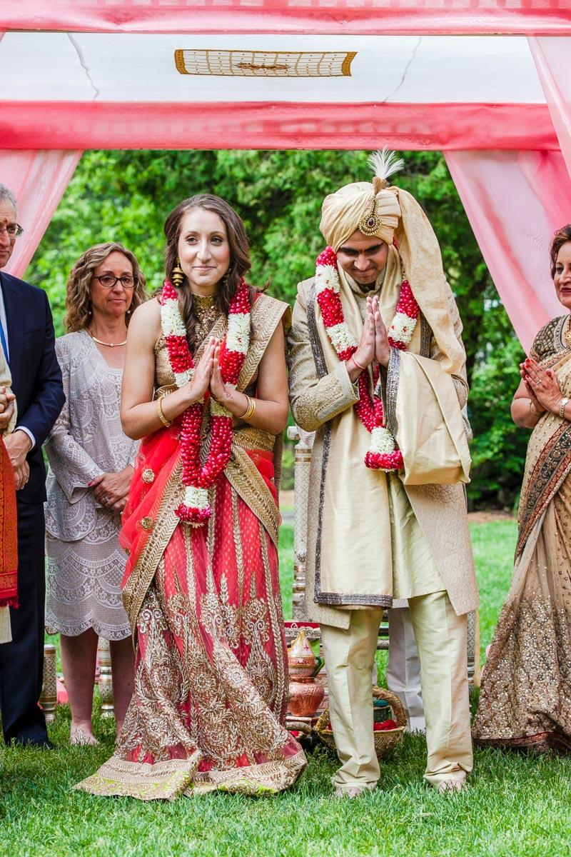 Real Boston Indian Wedding