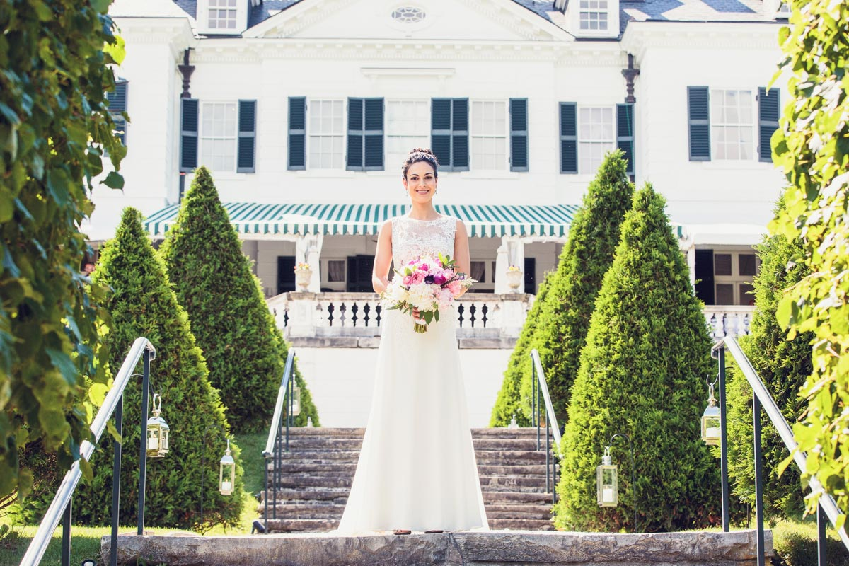 Summer Wedding at The Mount