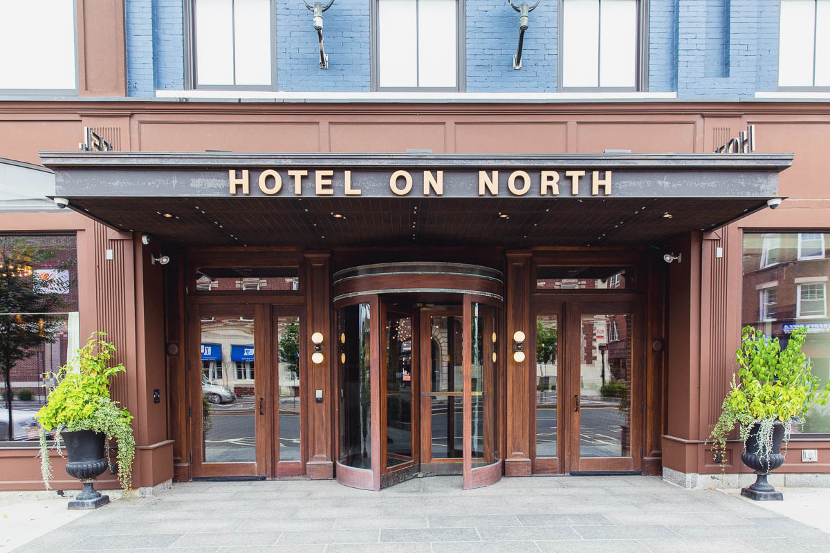 hotel on north pittsfield