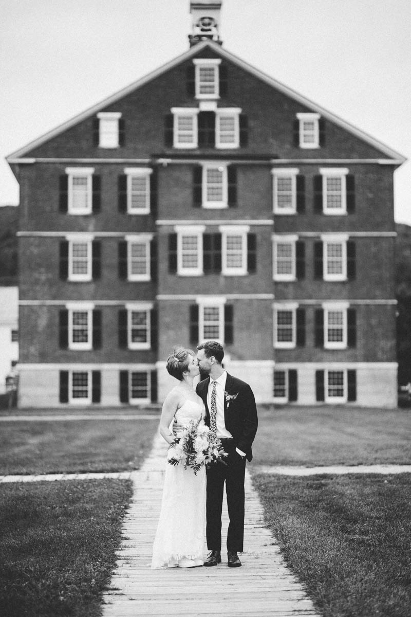 hancock shaker village wedding photos